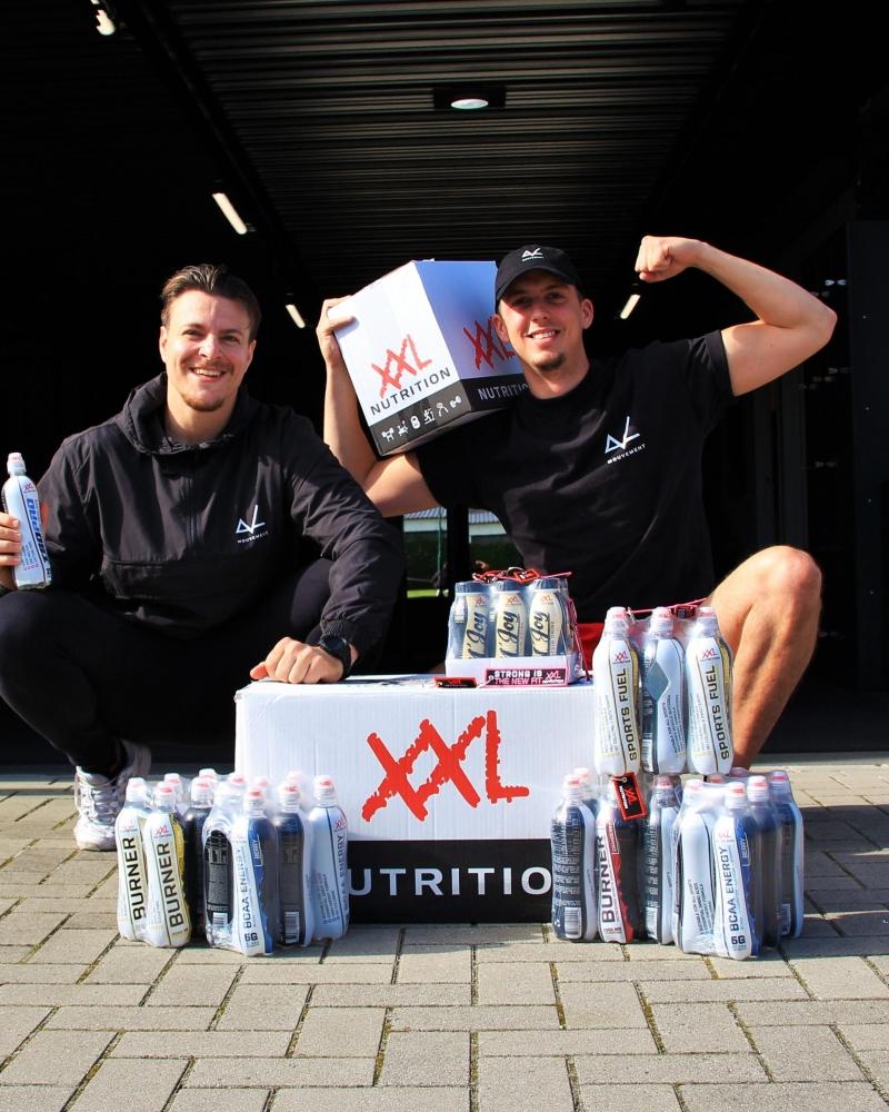 XXL nutrition samenwerking
